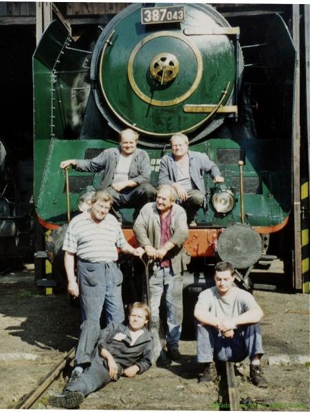 Členové spolku v roce 2001