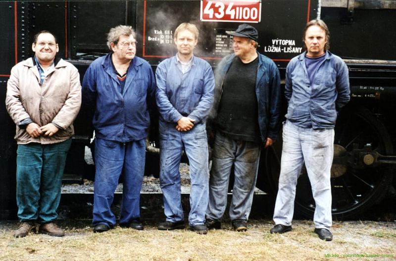 Akce na Křímově 2003