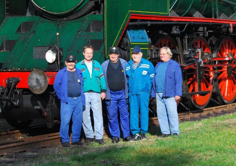 Členové spolku v roce 2010