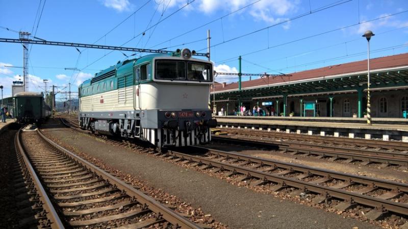 T478.3101 Děčín hlavní nádraží - 18.6.2016